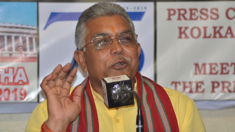 तृणमूल कांग्रेस के 'दीदी के बोलो' कार्यक्रम को टक्कर देगी भारतीय जनता पार्टी, अगले महीने बीजेपी राज्य प्रमुख दिलीप घोष लॉन्च करेंगे 'दादा के बोलूं' कार्यक्रम