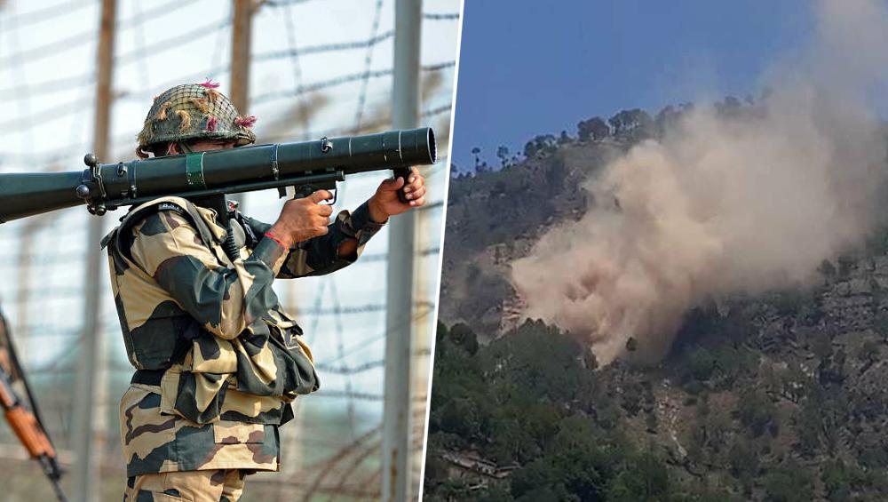 भारतीय सेना के जवानों ने पाकिस्तान को सिखाया सबक, मार गिराए कई सैनिक और आतंकवादी