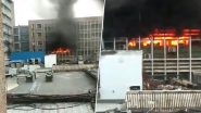 दिल्ली के एम्स में लगी आग पर पाया गया काबू, सभी मरीज सुरक्षित