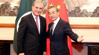 जम्मू-कश्मीर मुद्दे पर पाकिस्तान को मिला चीन का साथ, पाक विदेश मंत्री शाह महमूद कुरैशी और चीनी समकक्ष वांग यी के बीच हुई बैठक