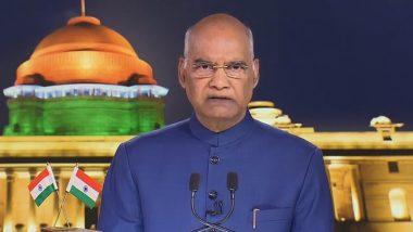 कोरोना के खिलाफ जंग: राष्ट्रपति रामनाथ कोविंद, उपराष्ट्रपति वेंकैया नायडू समेत इन नेताओं ने जलाएं दीप