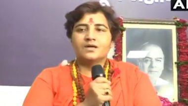 मध्यप्रदेश: बीजेपी सांसद प्रज्ञा ठाकुर को धमकी भरा पत्र भेजने का मामला, आरोपी महाराष्ट्र के नांदेड से गिरफ्तार
