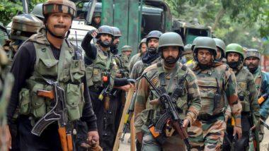जम्मू-कश्मीर: अवंतीपोरा में फिर मुठभेड़ शुरू, सुरक्षाबलों ने 1 आतंकी को मार गिराया, ऑपरेशन जारी