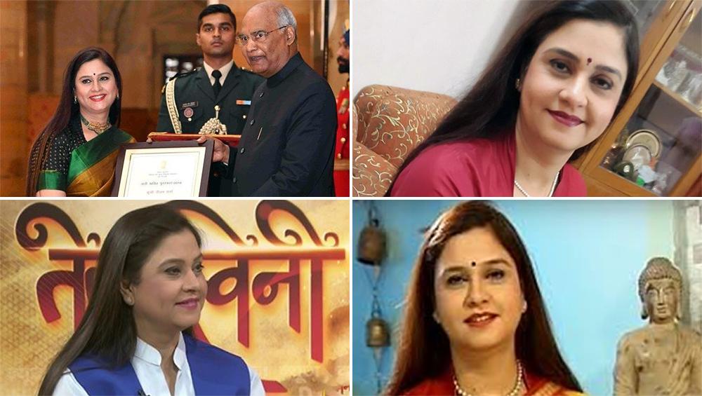 'तेजस्विनी' से लेकर 'बड़ी चर्चा' को होस्ट कर चुकी हैं नीलम शर्मा, दूरदर्शन के इस लोकप्रिय चेहरे को ऐसे दी गई श्रद्धांजलि