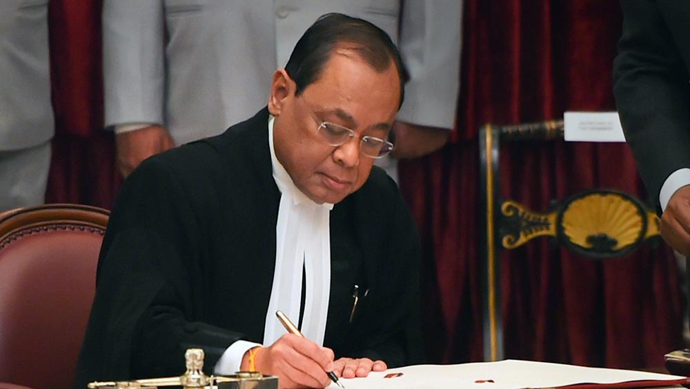 जब किसी मामले का राजनीतिक रंग नहीं होता, सीबीआई तब अच्छा काम क्यों करती है: CJI रंजन गोगोई