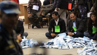 तमिलनाडु: वेल्लोर लोकसभा सीट के लिए मतगणना जारी, अन्नाद्रमुक और द्रमुक प्रतिद्वंद्वी के बीच कड़ी टक्कर