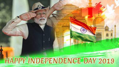 Independence Day 2019: प्रधानमंत्री नरेंद्र मोदी का राष्ट्र को संबोधन, यहां देखें Doordarshan पर LIVE