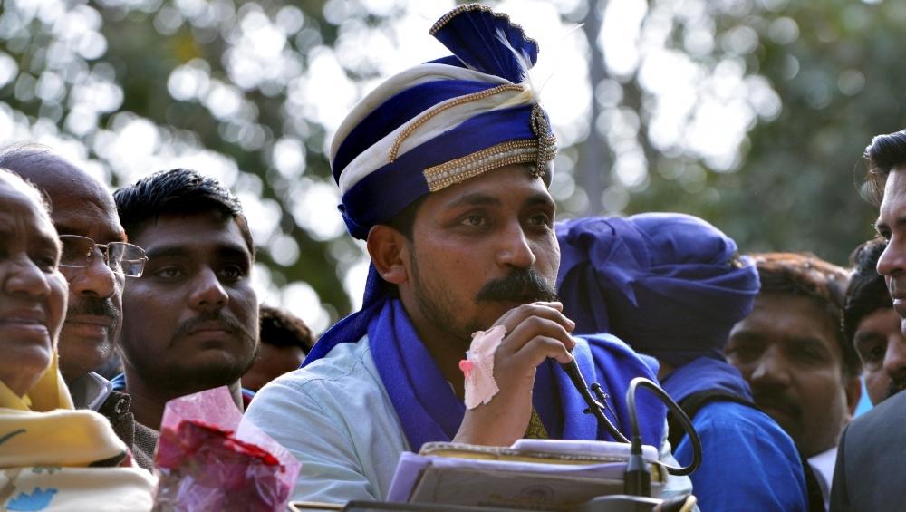 आरक्षण पर सुप्रीम कोर्ट का फैसला, भीम आर्मी के प्रमुख चंद्रशेखर आजाद ने 23 फरवरी को बुलाया भारत बंद