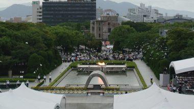 जापान: नागासाकी ने 74वीं एटम-बम की सालगिरह पर परमाणु प्रतिबंध करने की मांग की