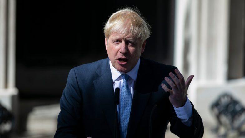 ब्रिटेन के प्रधानमंत्री बोरिस जॉनसन ने कहा- ब्रेक्जिट में देर करने के बजाय मरना पसंद करेंगे