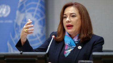 संयुक्त राष्ट्र महासभा ने जम्मू-कश्मीर पर कोई बयान नहीं दिया: प्रवक्ता मोनिका ग्रेले