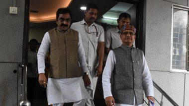 मध्यप्रदेश: बीजेपी को झटका, बैठक में नहीं पहुंचे 2 बागी विधायक