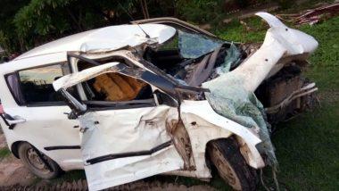उन्नाव रेप केस: CBI ने कहा- हादसे के वक्त पीड़िता के कार और टक्कर मारने वाले ट्रक की रफ्तार बहुत तेज थी