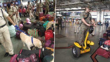15 अगस्त को लेकर मुंबई-दिल्ली समेत कई प्रमुख शहरों में हाई अलर्ट, एयरपोर्ट, रेलवे स्टेशनो की सुरक्षा बढ़ाई गई