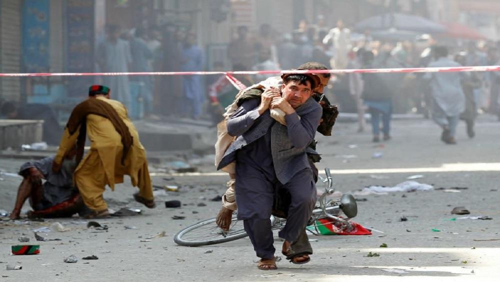 स्वतंत्रता दिवस पर दहला अफगानिस्तान का जलालाबाद, 66 लोग घायल