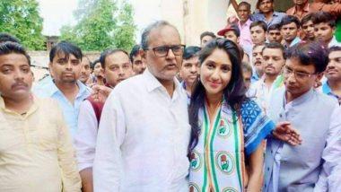 रायबरेली सदर से विधायक अदिति सिंह के पिता अखिलेश सिंह का निधन