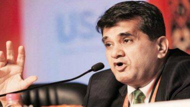 नीति आयोग के CEO अमिताभ कांत ने कहा- इलेक्ट्रिक वाहन की लागत 3-4 साल में पेट्रोल-डीजल गाड़ियों के बराबर होगी