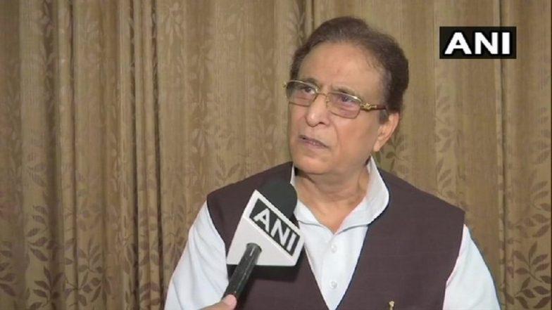 समाजवादी पार्टी के सांसद आजम खान पर भैंस चुराने का आरोप, शिकायत के आधार पर मामला दर्ज