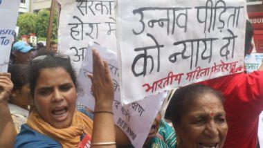 उन्नाव: सीएम योगी को बुलाने पर अड़ा पीड़िता का परिवार, कहा- मुख्यमंत्री के आने तक नहीं होगा अंतिम संस्कार