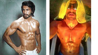 सोशल मीडिया पर छाई रणवीर सिंह की शर्टलेस तस्वीर, एक्टर ने इंस्टाग्राम पर शेयर किया फोटो