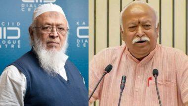 जमीयत उलेमा-ए-हिंद के प्रमुख मौलाना अरशद मदनी और आरएसएस सरसंघचालक मोहन भागवत ने की मुलाकात, हिन्दू-मुस्लिम एकता पर हुई बात