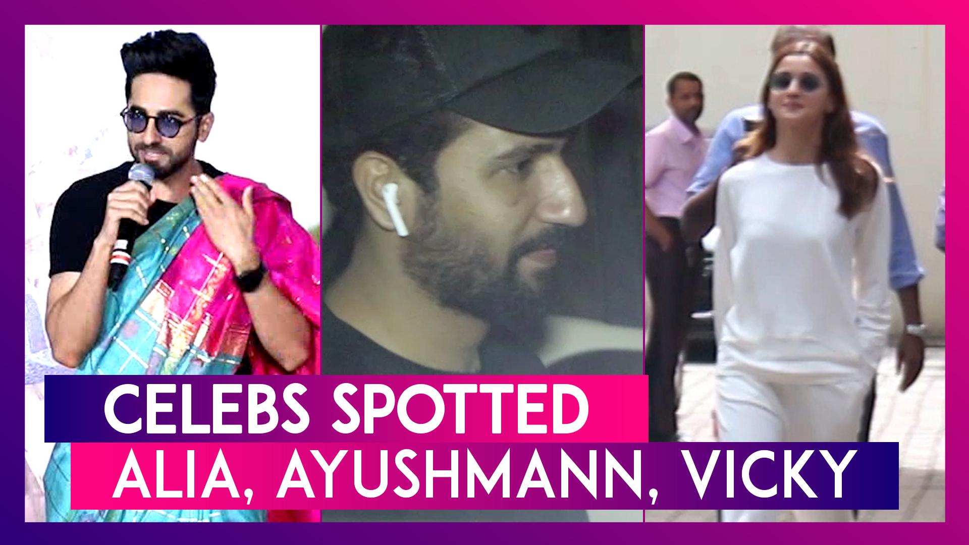 Bollywood Celebs Spotted: Shah Rukh Khan ने फैंस को दी ईद की बधाई, दूसरे स्टार्स यहां हुए स्पॉट