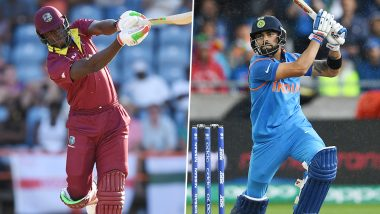 Live Cricket Streaming and Score India vs West Indies 1st ODI: भारत बनाम वेस्टइंडीज 2019 के पहले वनडे मैच को आप Sony Liv और DD Sports पर देख सकते हैं लाइव