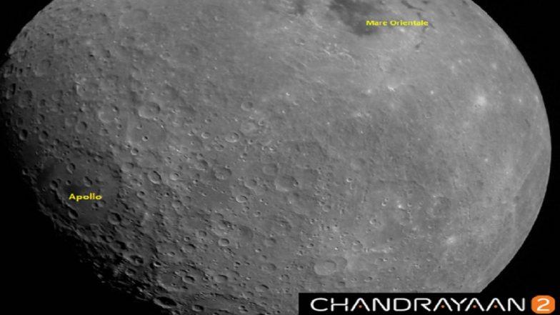 Chandrayaan 2 ने भेजी चंद्रमा की पहली तस्वीर, ISRO ने ट्वीट कर दी जानकारी, आप भी देखें एक बार