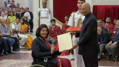 National Sports Awards 2019: राष्ट्रपति रामनाथ कोविंद ने वितरित किया पुरस्कार, देखें किस खिलाड़ी को क्या मिला