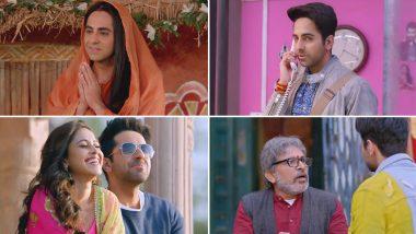आयुष्मान खुराना की 'ड्रीम गर्ल' का ट्रेलर हुआ रिलीज, 'पूजा' बनकर दर्शकों का करेंगे मनोरंजन, देखें वीडियो