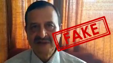 आतंकी हमले को लेकर मुंबई के पुलिस कमिश्नर ने जारी किया अलर्ट? जानें इस वायरल वीडियो की हकीकत