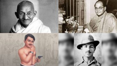 Independence Day 2019: भारत के इन वीर क्रांतिकारियों की बदौलत मिली थी देश को आजादी, आइए 73वें स्वतंत्रता दिवस पर उन्हें करें नमन