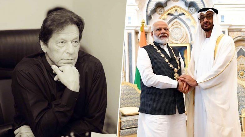पीएम मोदी को सर्वोच्च नागरिक सम्मान 'ऑर्डर ऑफ जायद' देने से खिसियाया पाकिस्तान, UAE को सुनाई खरी-खरी