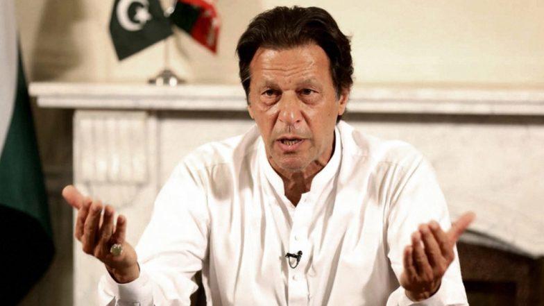 पाक पीएम इमरान खान ने कश्मीर मुद्दे पर जर्मनी की चांसलर एंजेला मर्केल से की बात