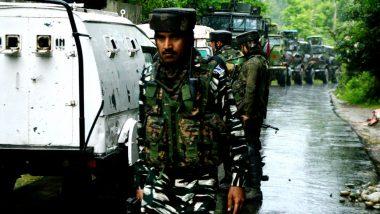 जम्मू-कश्मीर: अवंतीपोरा में मुठभेड़, सुरक्षाबलों ने एक आतंकी को मार गिराया- सर्च ऑपरेशन जारी