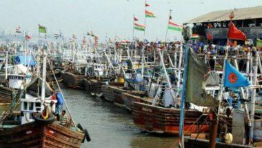 तमिलनाडु के 4  मछुआरों को श्रीलंकाई नौसेना ने किया गिरफ्तार