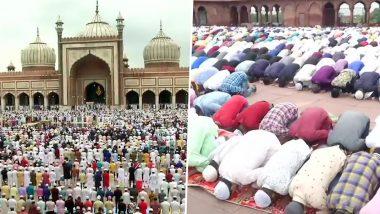 कोरोना वायरस: दिल्ली की ऐतिहासिक जामा मस्जिद नमाजियों के लिए 31 मार्च तक बंद