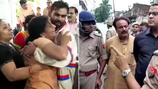 यूपी: सहारनपुर में दिनदहाड़े पत्रकार आशीष जनवाणी और उसके सगे भाई की गोली मारकर हत्या, जांच में जुटी पुलिस