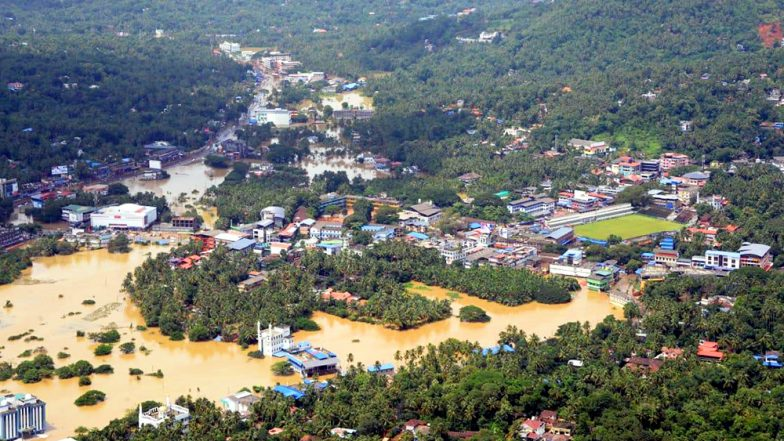 केरल में बाढ़ से हाहाकार, 14 जिलों में अब तक 85 लोगों की मौत, 53 से ज्यादा लापता