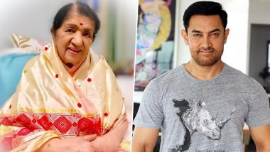 महाराष्ट्र में बाढ़: आमिर खान ने दान किए 25 लाख रूपए, लता मंगेशकर ने भी की 11 लाख रूपए की मदद