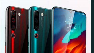 Lenovo K10, Lenovo A6 Note और Lenovo Z6 Pro स्मार्टफोन भारत में 5 सितंबर को होंगे लॉन्च