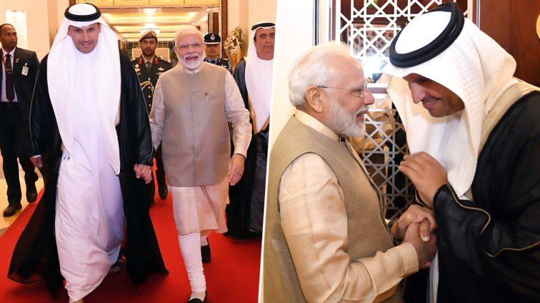 प्रधानमंत्री मोदी को आज किया जाएगा यूएई के सर्वोच्च नागरिक सम्मान 'ऑर्डर ऑफ जायद' से सम्मानित