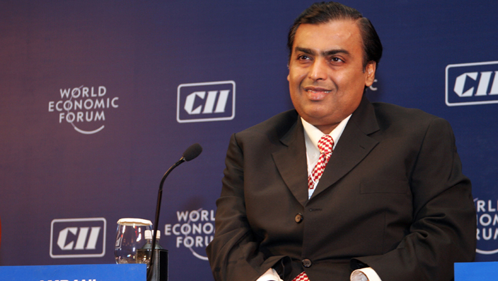 मुकेश अंबानी लगातार 8वें साल बने सबसे अमीर भारतीय, कुल संपत्ति 3,80,700 करोड़ रुपये