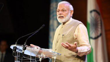 UNESCO में बोले पीएम मोदी- भारतीयों ने शुरू कर दी है अपनी विकास यात्रा