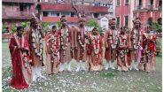 मध्यप्रदेश के छिंदवाड़ा में सामूहिक विवाह, एक साथ 3353 जोड़े बंधे शादी के बंधन में