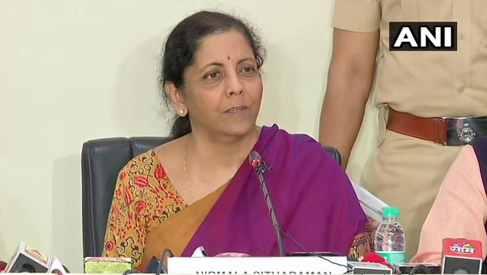 वित्त मंत्री निर्मला सीतारमण ने कहा- हम चीन की कंपनियों को भारत में करेंगे आमंत्रित