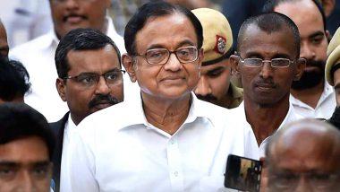 INX मीडिया मामला: अदालत ने पूर्व वित्त मंत्री पी चिदंबरम की जमानत याचिका पर सीबीआई से मांगा जवाब