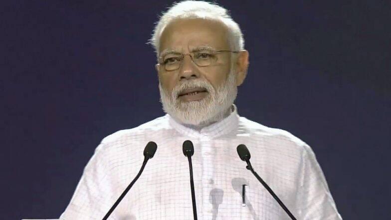 प्रधानमंत्री नरेंद्र मोदी ने इसरो के वैज्ञानिकों से कहा- सर्वश्रेष्ठ के लिए उम्मीद करें, हौसला बनाएं रखें