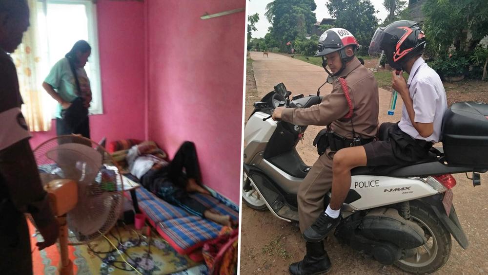 परीक्षा देने जाने के बजाय सो रहा था पोता, जगाने पर भी नहीं जागा, हार मानकर दादी ने बुलाया पुलिस
