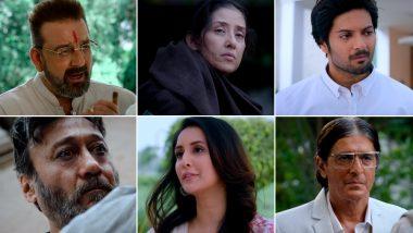 Prassthanam Trailer: संजय दत्त का दमदार अंदाज, रिलीज हुआ 'प्रस्थानम' का ये शानदार ट्रेलर